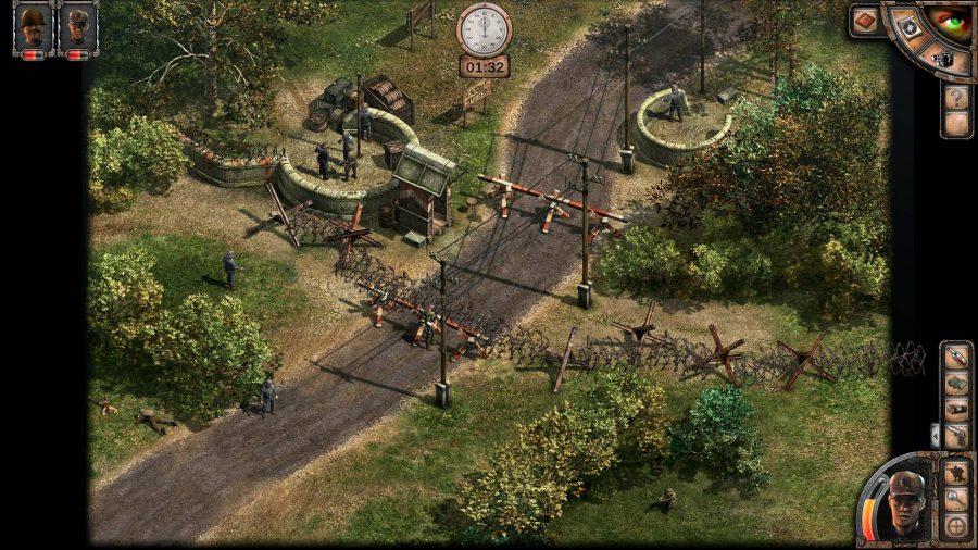 Best stealth games, Commandos 2