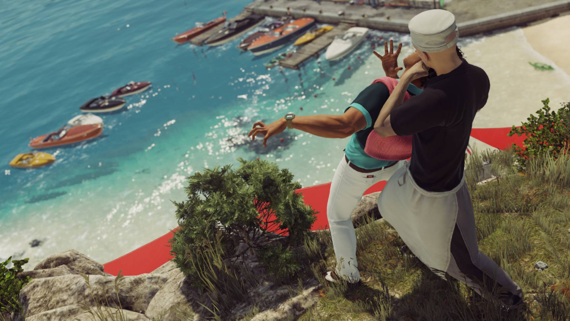 "Hitman 3 DLC will involve ""reimagining"" older Hitman levels"