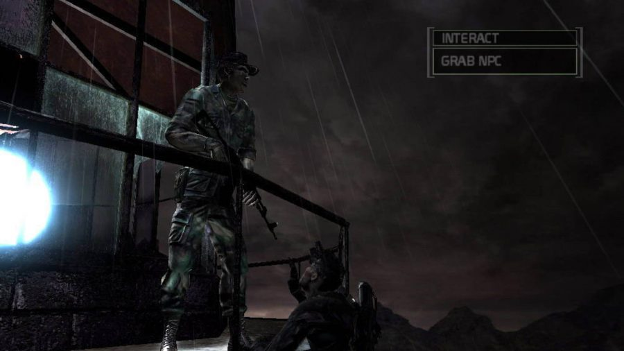 Best stealth games, Splinter Cell Chaos Theory