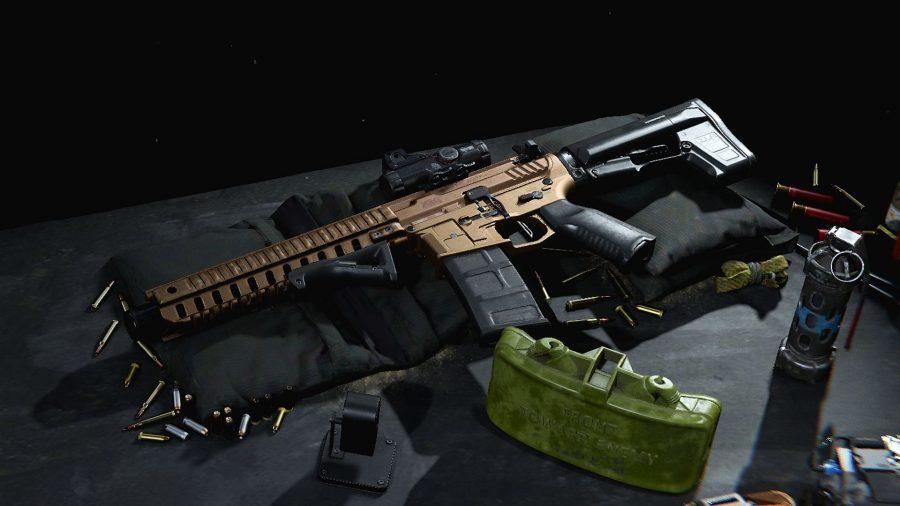 cod modern warfare blueprint xrk m4a1