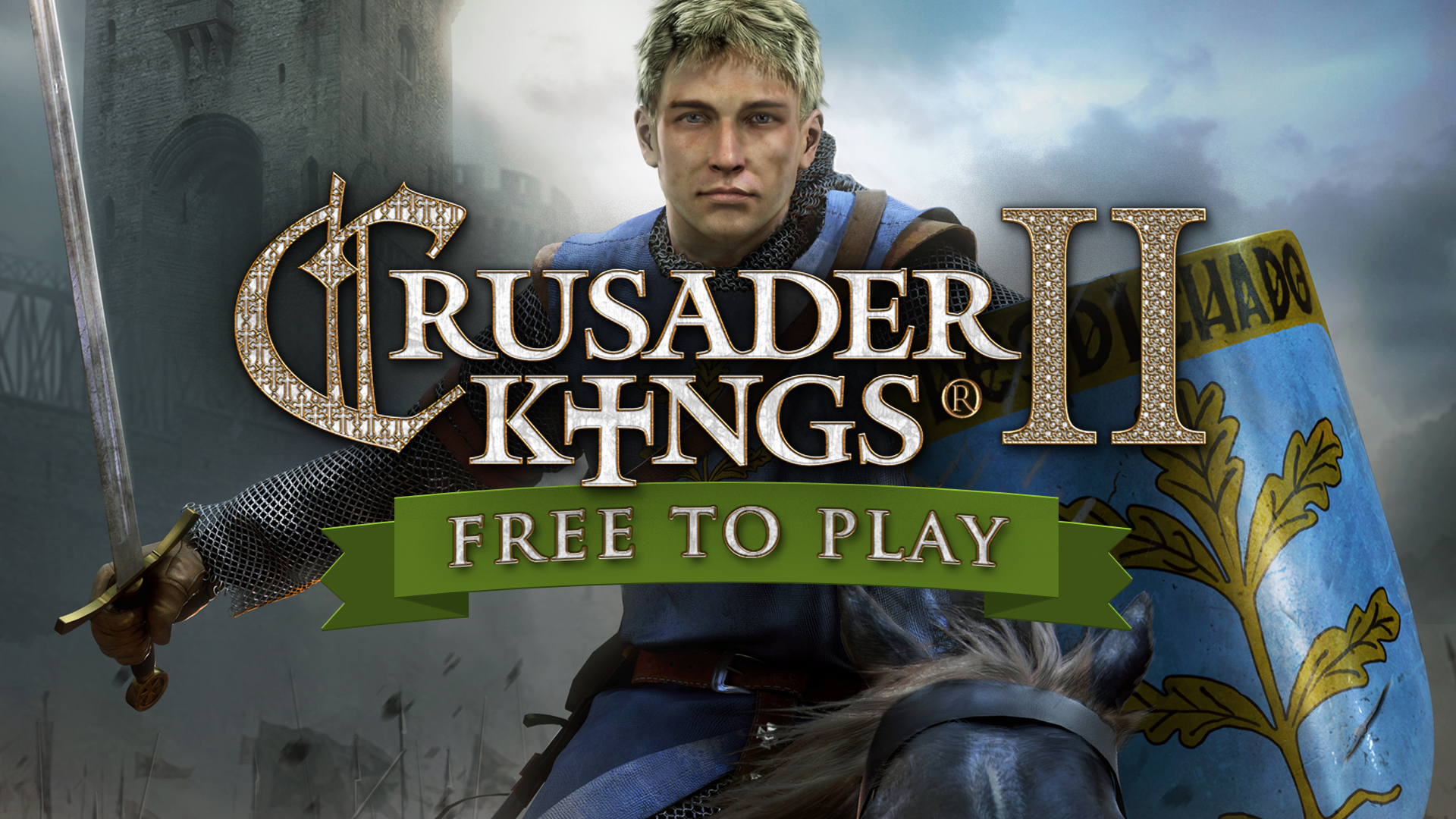 Crusader Kings II's $300 of DLC is now available as a subscription