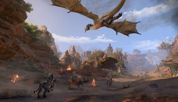dragon-game-elder-scrolls-online