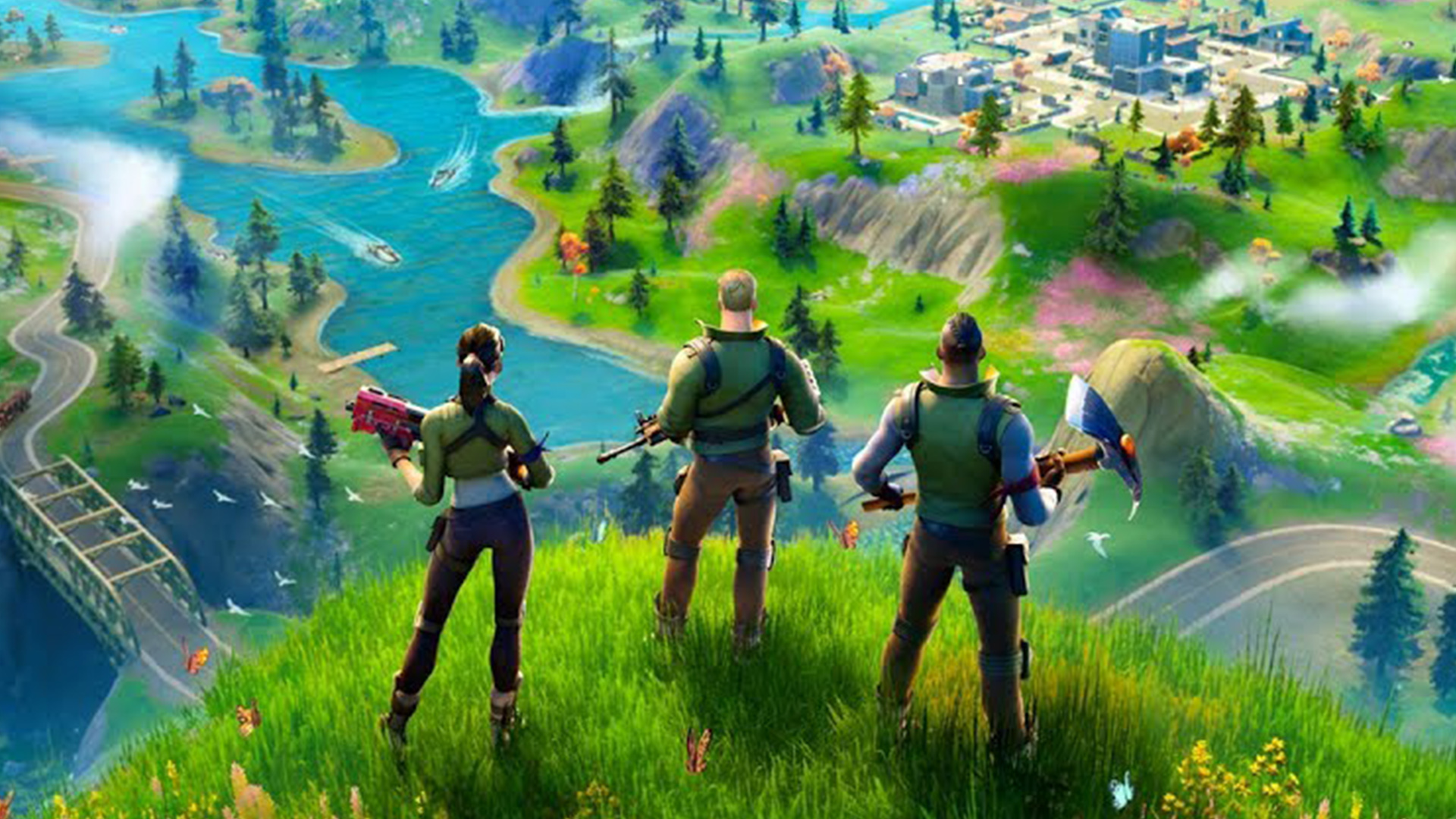 Epic Sues Fortnite Tester For Spoiling The Suspense With