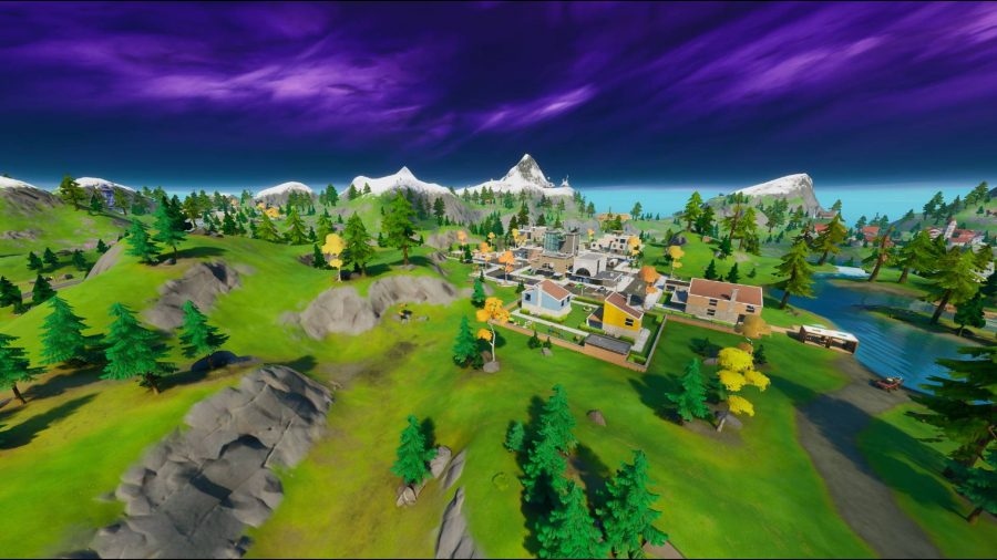 Fortnite Hidden F Location Where Is The Letter F In