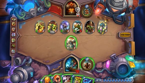 One of the best free PC games, Hearthstone