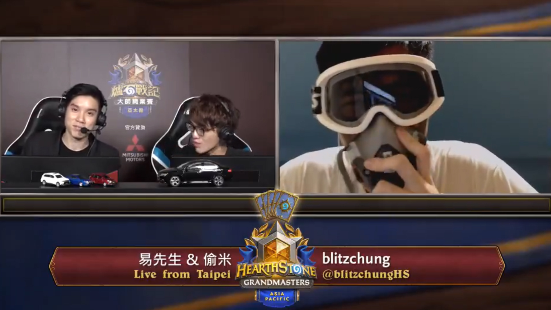 "Blitzchung has ""no idea"" if he'll return to competitive Hearthstone"