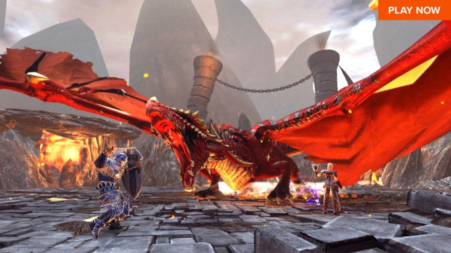 MMORPGs-เกม Neverwinter