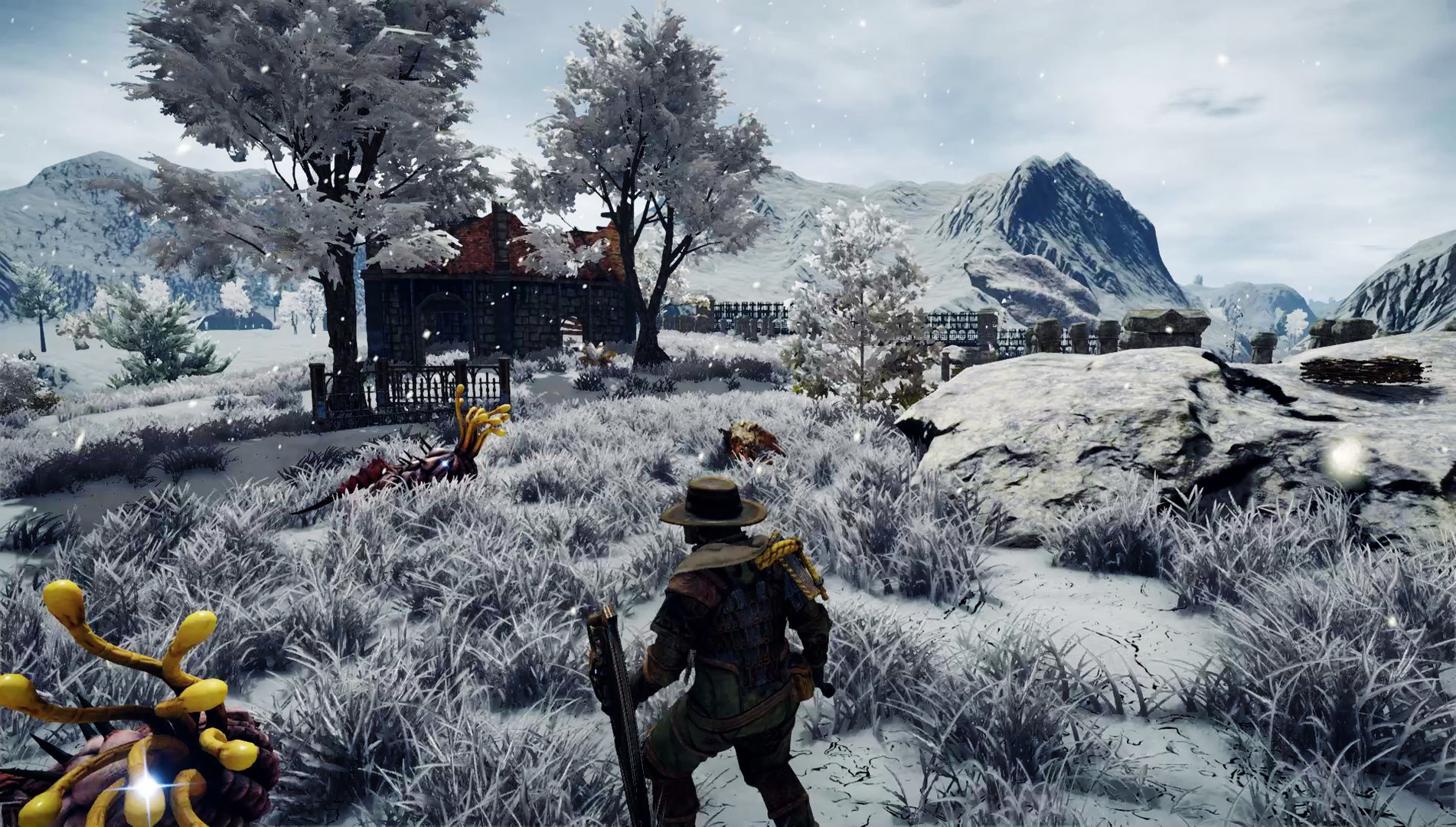 Survival RPG Outward has sold 400k copies and is adding poutine