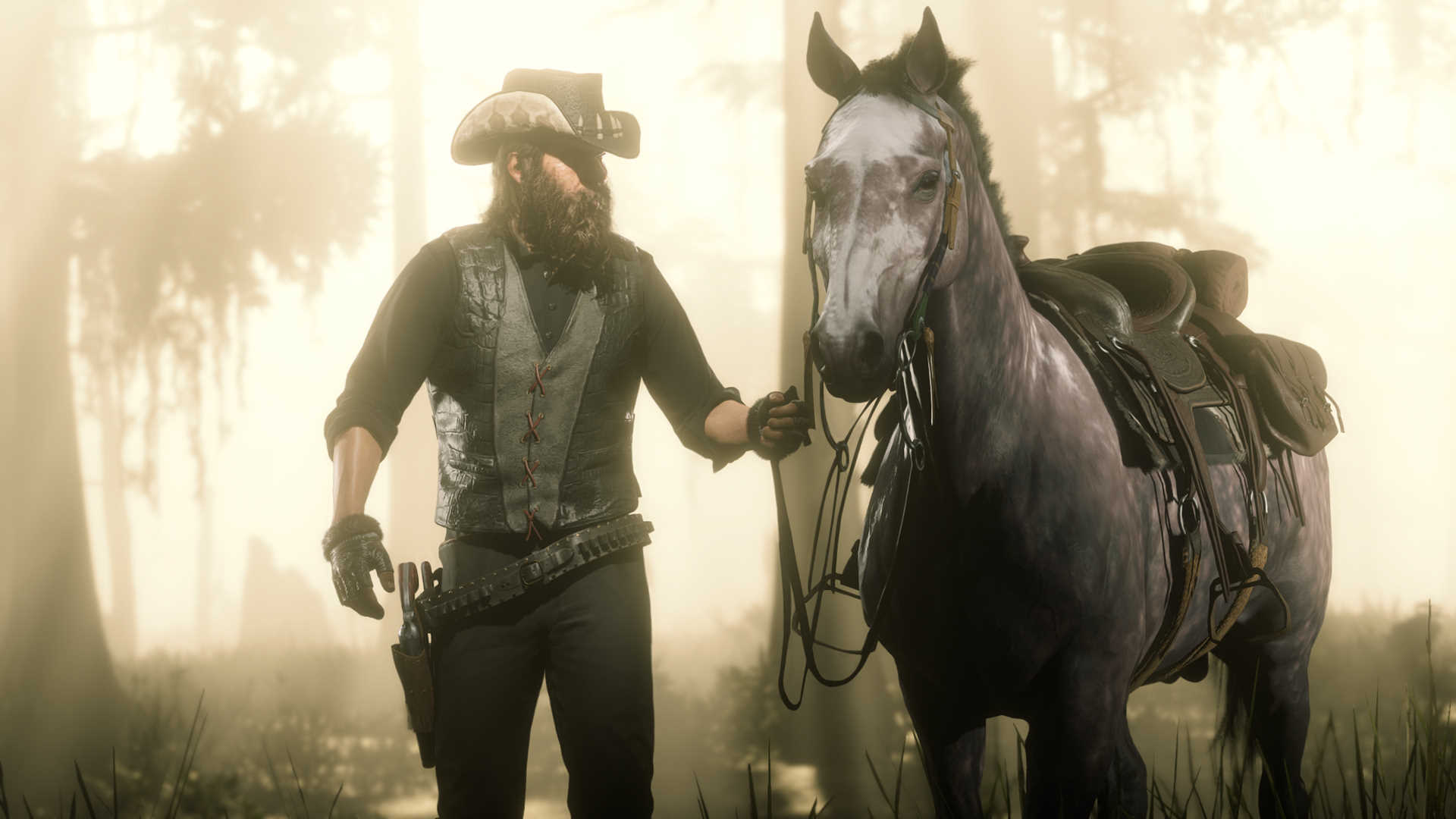 Over a third of gaming PCs can run Red Dead Redemption 2's recommended specs