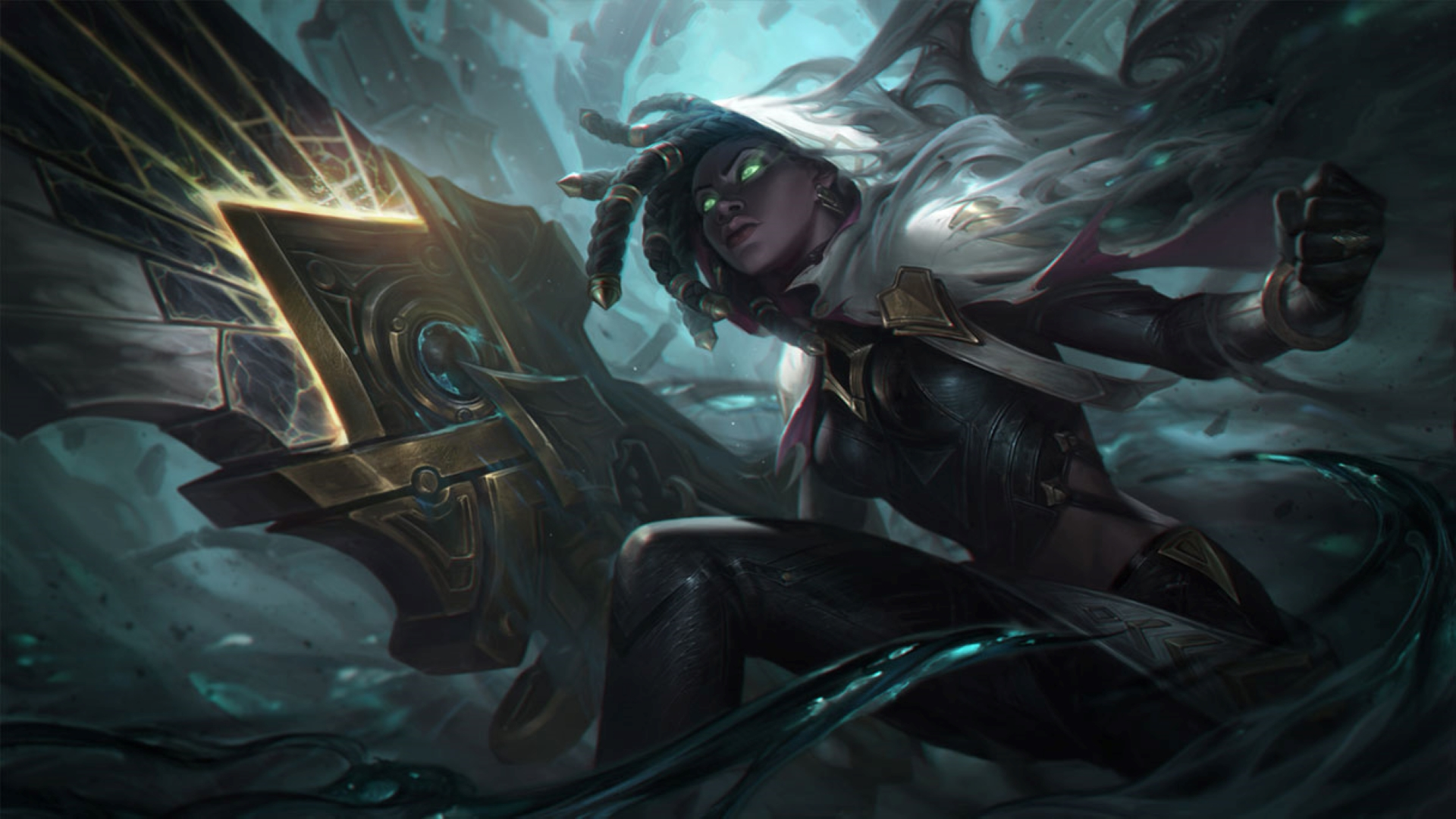 """League of Legends devs are moving support Senna's mythic builds """"away from Frostfire Gauntlet"""""""