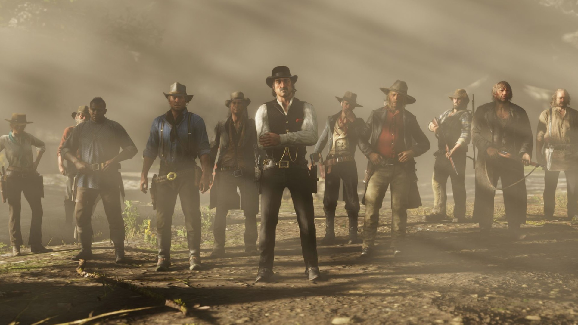When Is Red Dead Redemption 2 Coming To Steam Pcgamesn