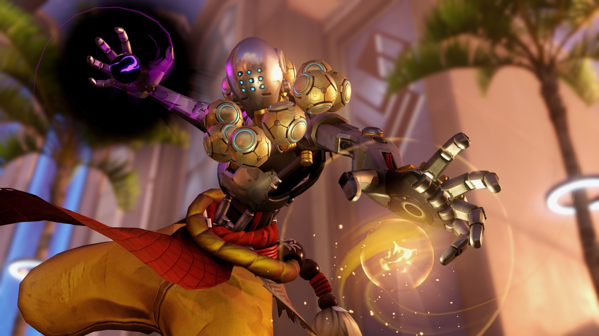 Try Overwatch for free, half-off new WoW subscriptions in