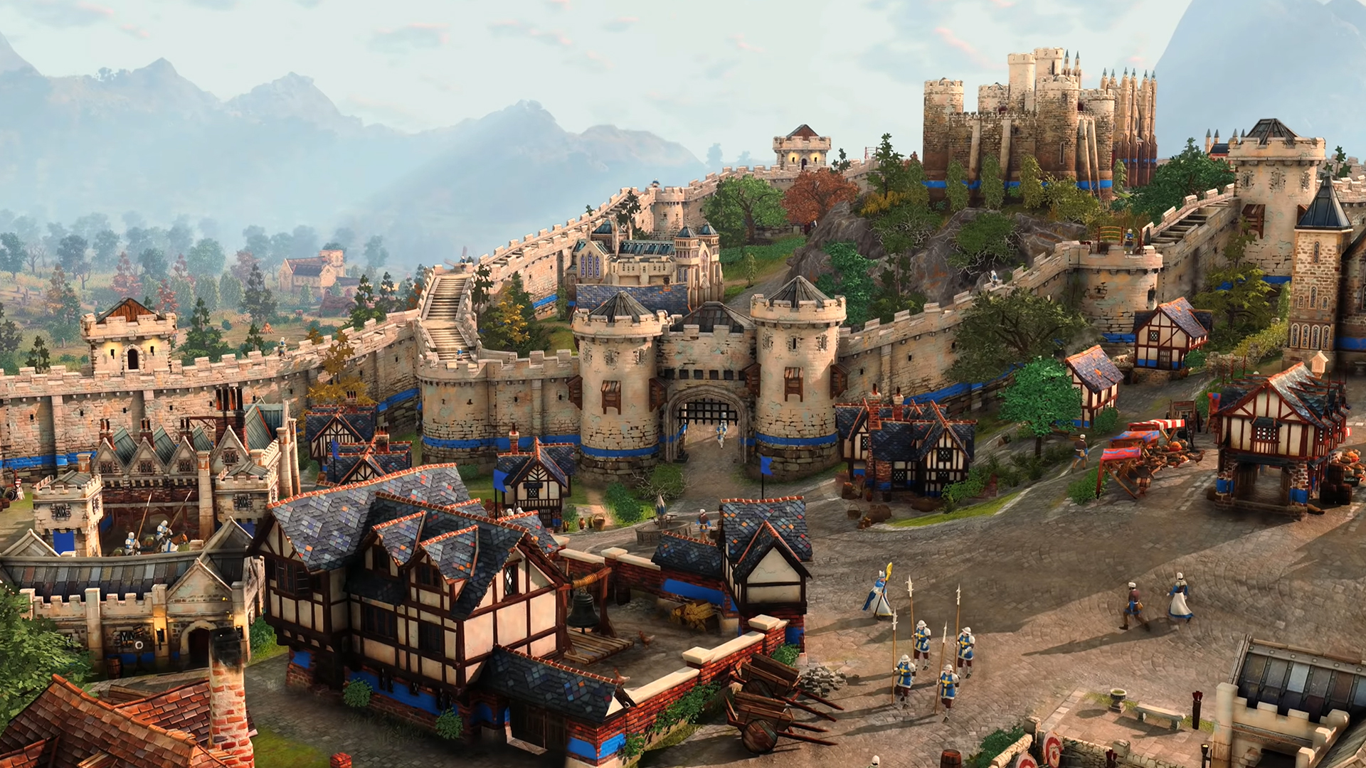 Age of Empires 4 won't have microtransactions or in-app purchases
