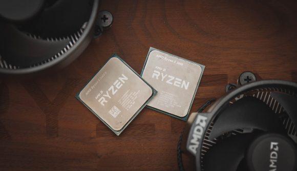AMD Ryzen CPUs