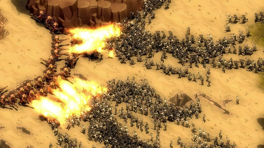 Apocalypse games They Are Billions
