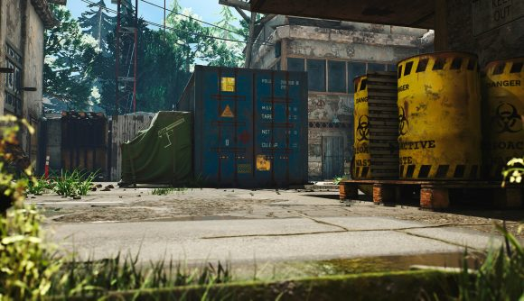 CS:GO's Cache map looks fantastic in this Unreal Engine