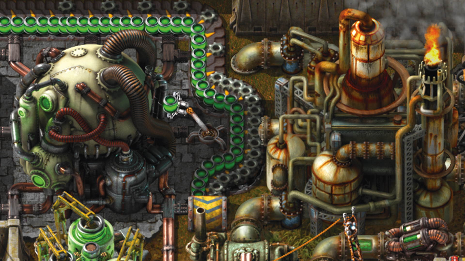 Games Coming Out In September 2020.The Factorio Release Date Is Set For September 2020 Pcgamesn