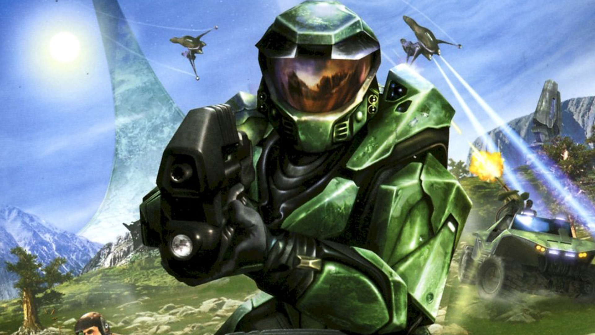 The Halo Ce Pc Beta Will Start After The Holiday Pcgamesn