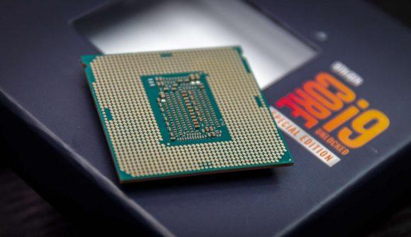 Intel 8-core CPU