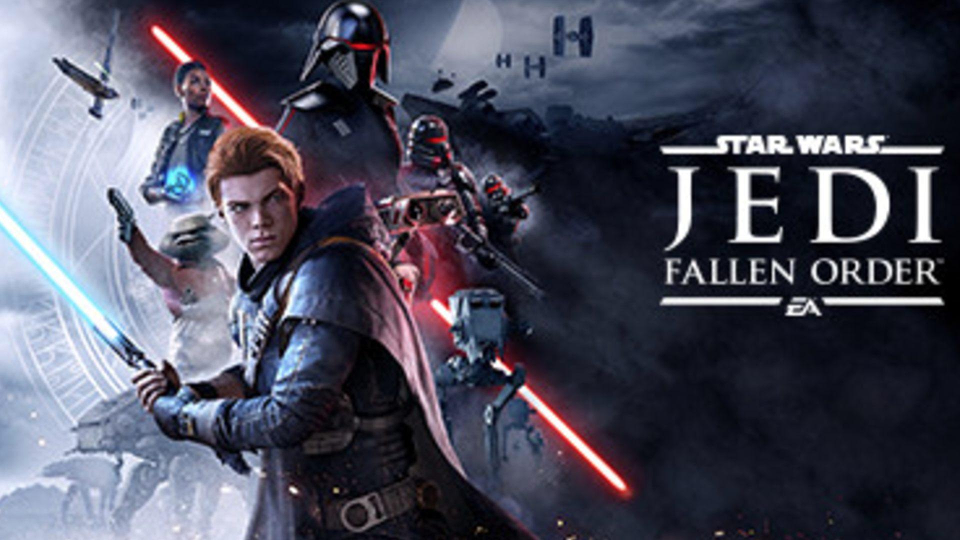 Star Wars Jedi: Fallen Order tile