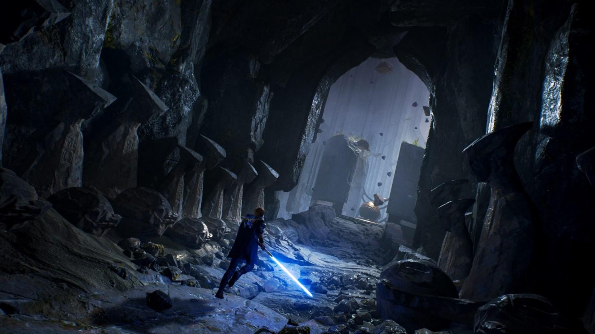 Star Wars Jedi Fallen Order Tomb Of Eilram Sphere Puzzle Walkthrough Pcgamesn