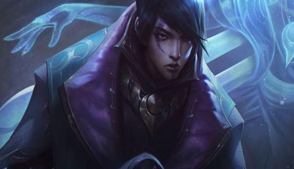 League Of Legends Newest Champion Aphelios Arrives Next