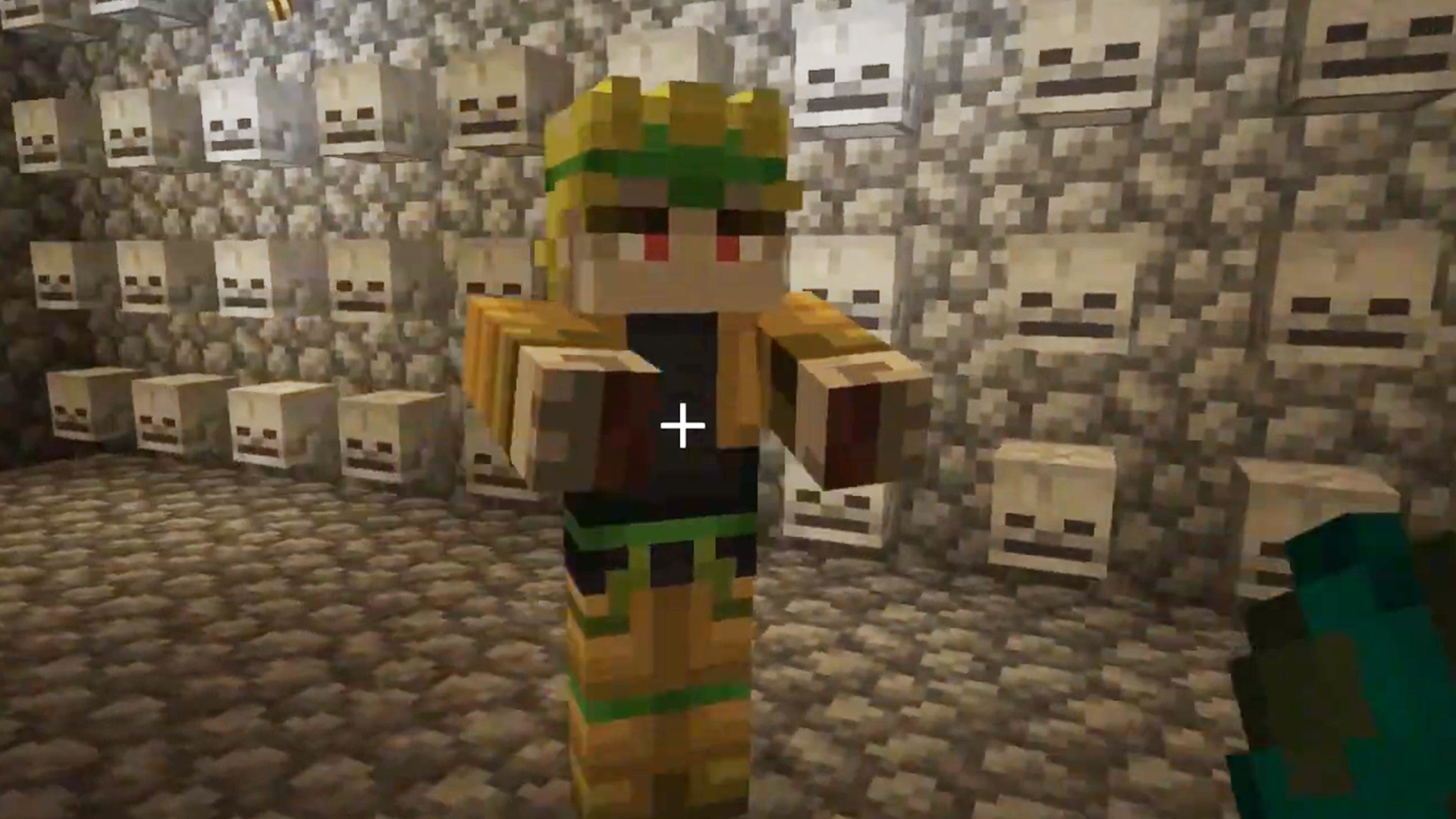 You Expected A Jojo Minecraft Mod But It Was Me Dio Pcgamesn