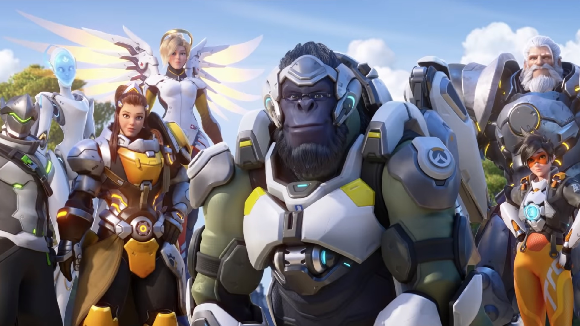 Overwatch 2 heroes: every new hero we know of so far