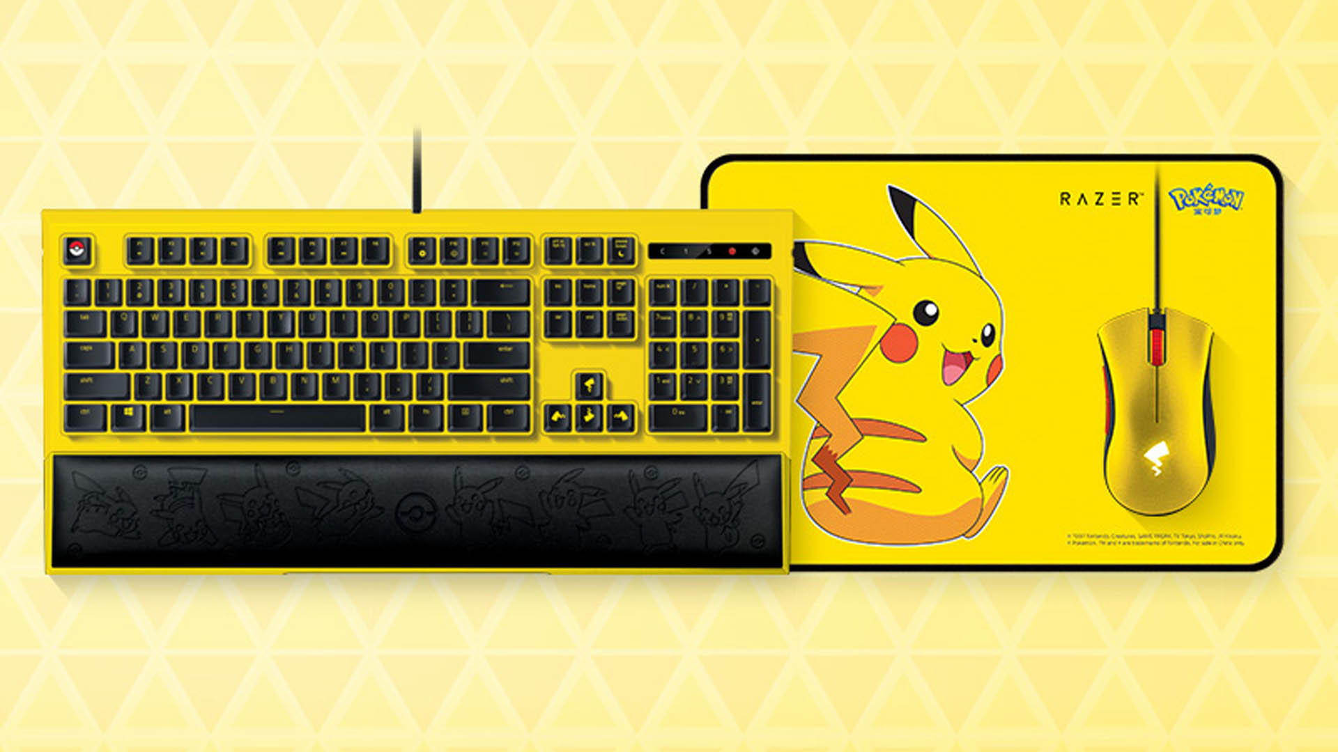 Razer's Pokemon PC gear is only available in China… and it's breaking my  heart | PCGamesN
