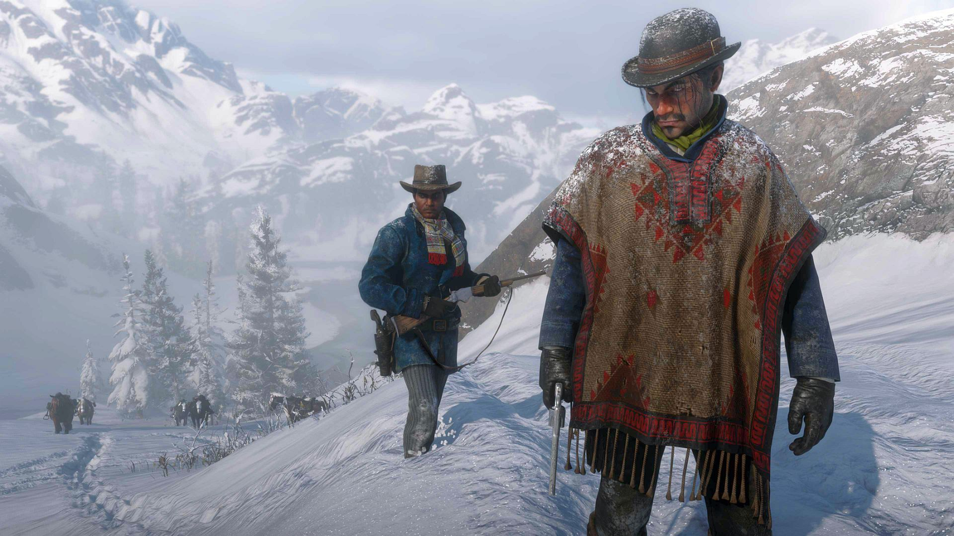 Red Dead Redemption 2's Online care package will give you wind