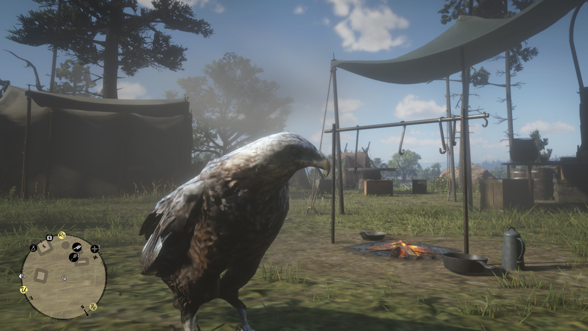 These Red Dead Redemption 2 mods let you play as animals