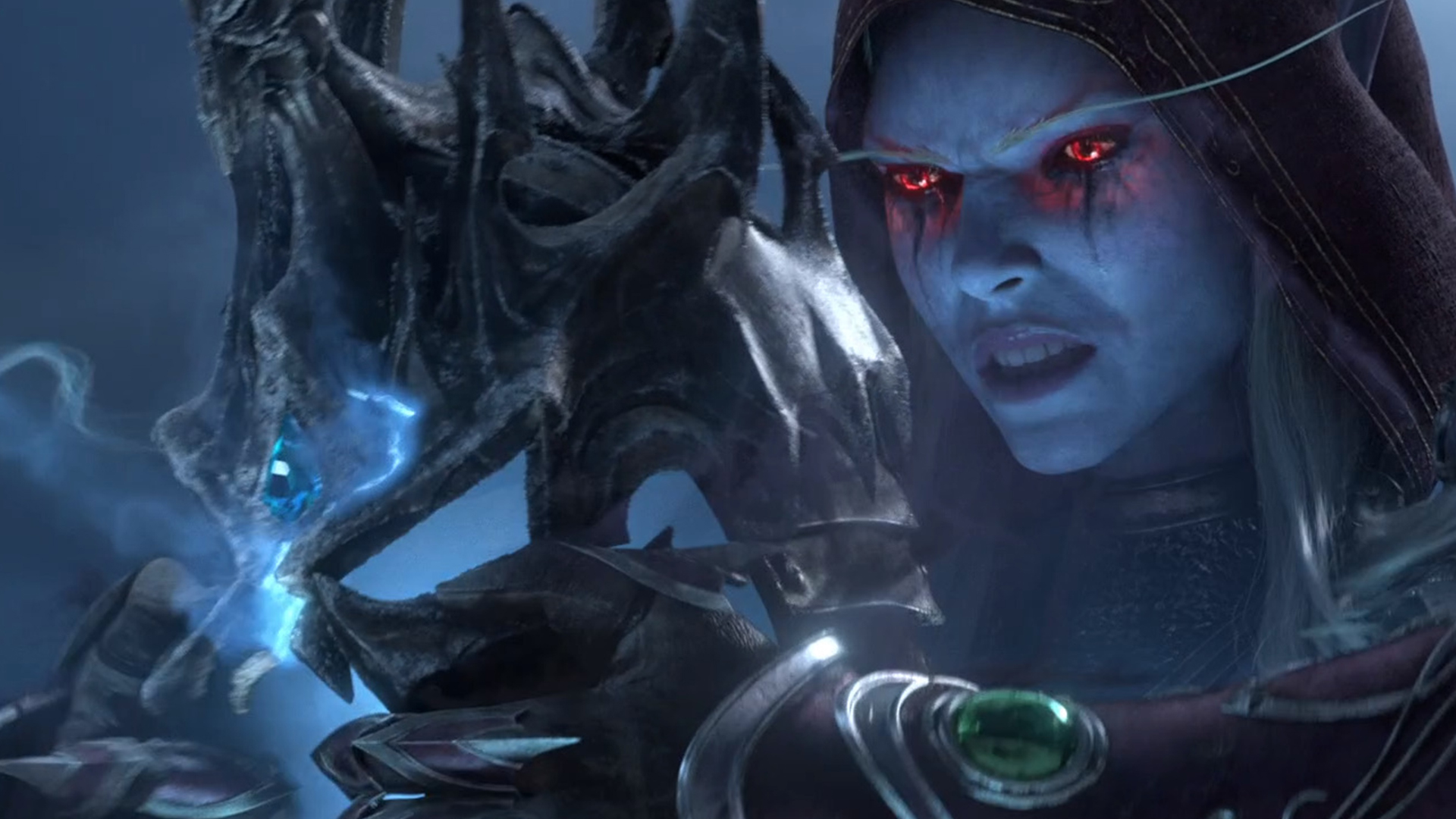 World Of Warcraft Shadowlands Feels Like Battle For Azeroth So