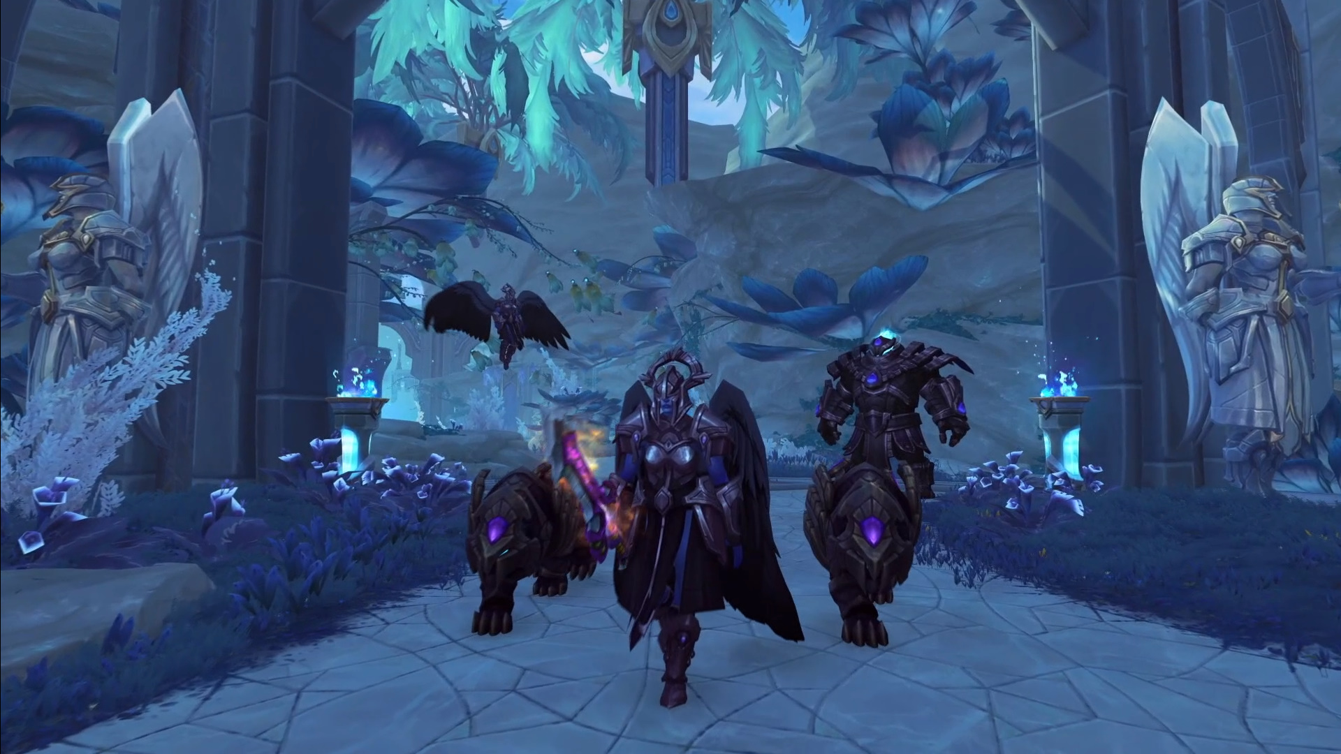 Image result for wow shadowlands""
