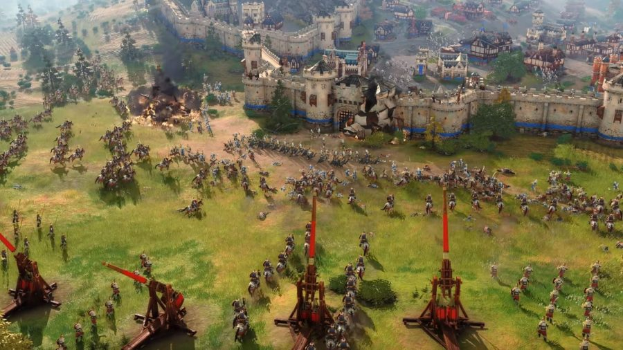 age of empires 4 battle environmental destruction 900x506 - The best strategy games on PC in 2021