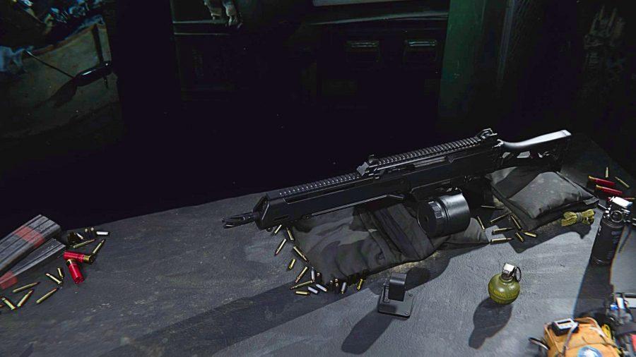 Level up Modern Warfare battle pass