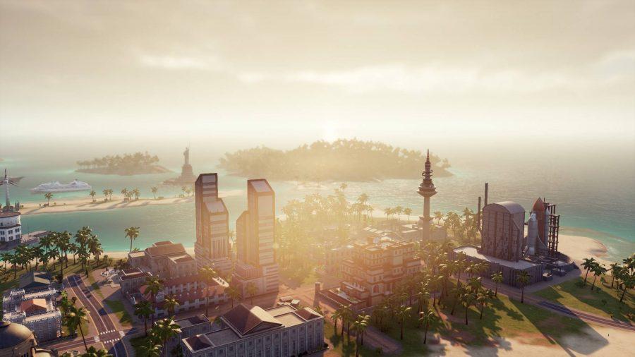 City Building Games - Tropico-6