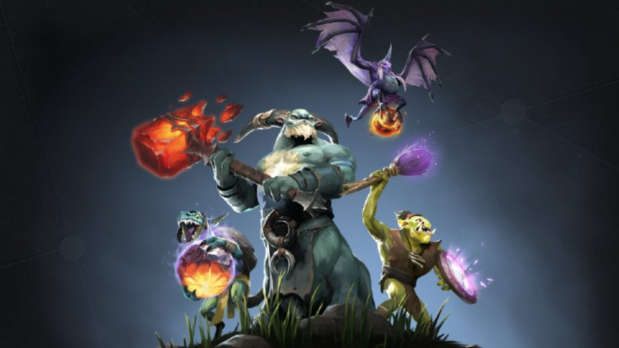 The best neutral items in Dota 2