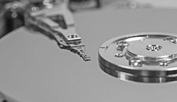 Hard drive read arm