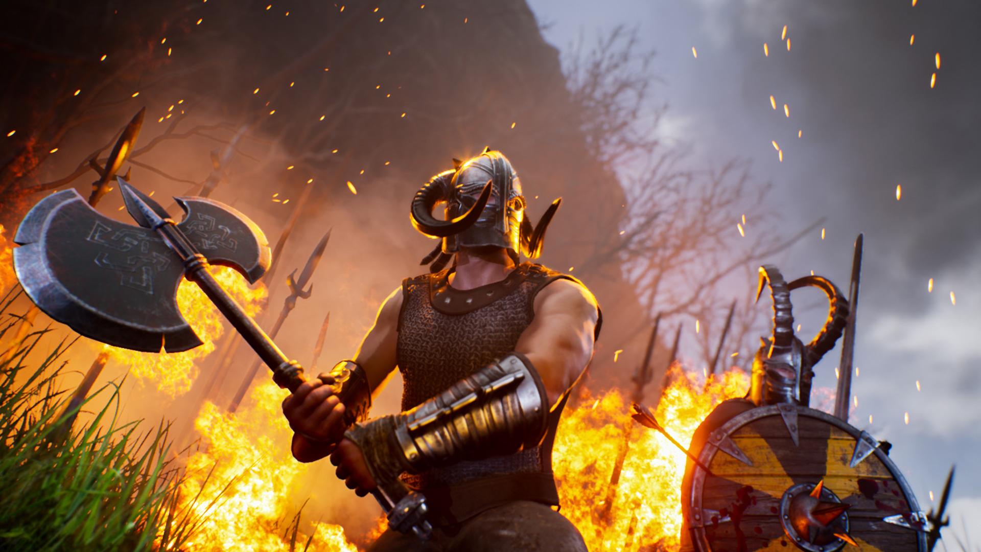 "Rune II publisher sues Human Head, accuses the studio of ""fraud and malice"""