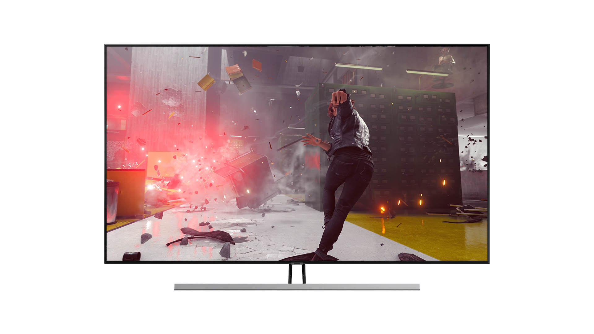 Samsung Q85R review: a glorious HDR TV that won't shy from gaming