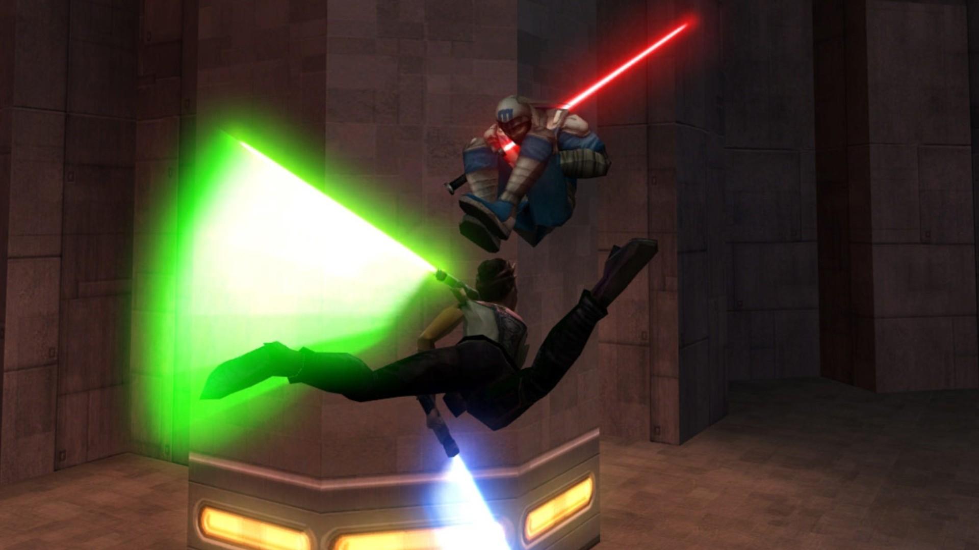How A Star Wars Jedi Knight Jedi Academy Mod Became A 16 Year