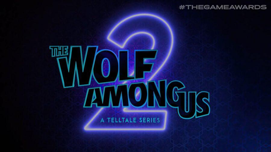 The Wolf Among Us 2 logo