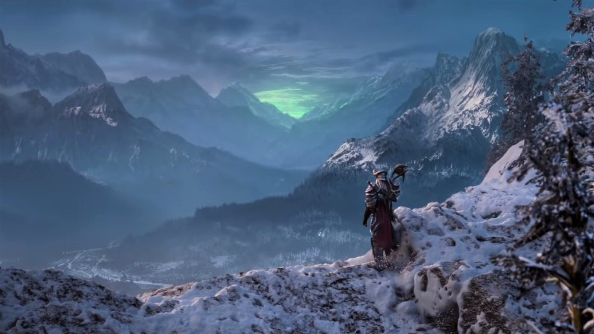 Here's how to watch The Elder Scrolls Online's Skyrim Chapter reveal livestream