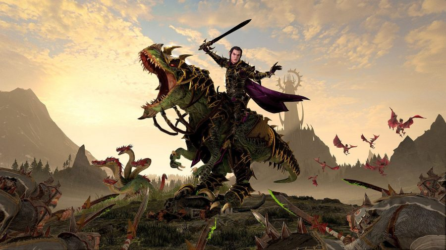 Blue Star Blade Reviews >> Total War Warhammer 2 The Shadow And The Blade Dlc Review