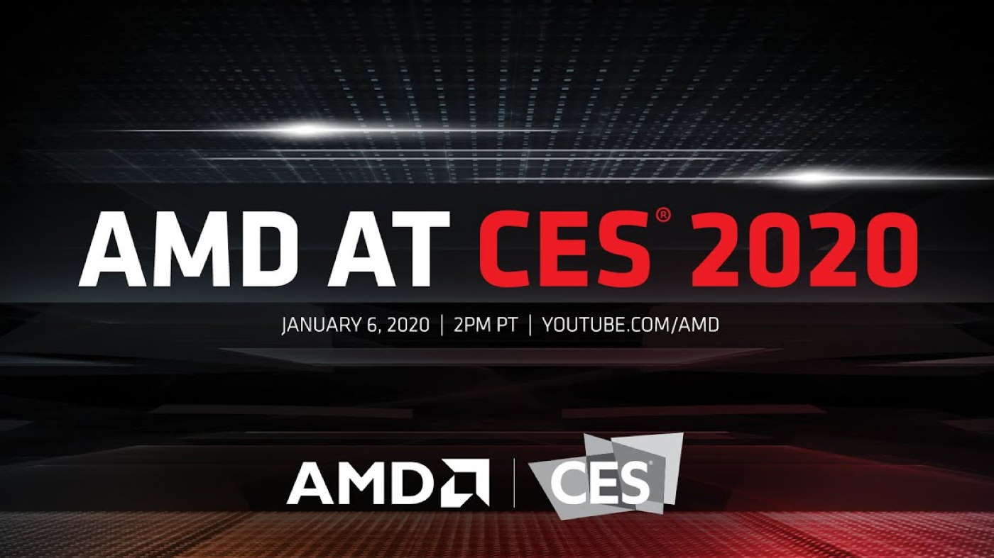 Watch Amd S Ces Press Conference On Demand Right Here Right Now Pcgamesn