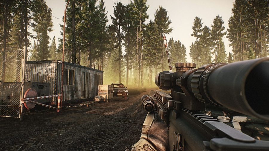 Escape from Tarkov best fps games