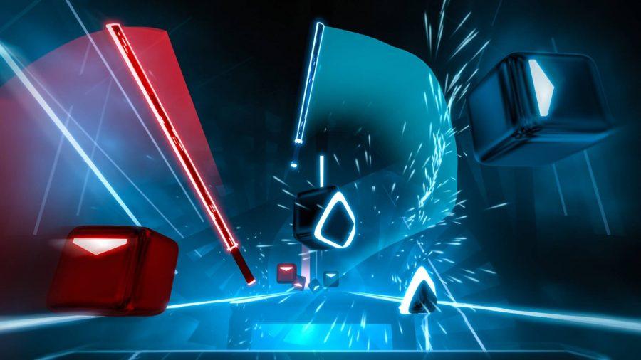 best-rhythm-games-beat-saber