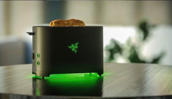 Razer Toaster Project Breadwinner