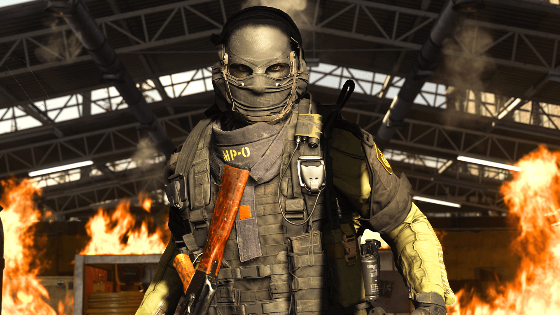Call of Duty: Modern Warfare patch notes – new Bazaar map ...