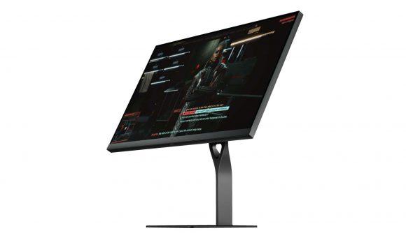 Eve Spectrum gaming monitor